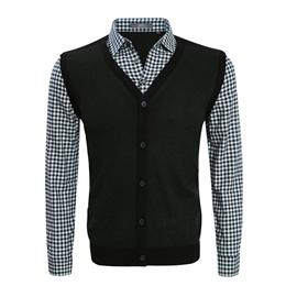 J7603 羊毛衫背心款