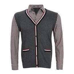 J7602 羊毛衫背心款