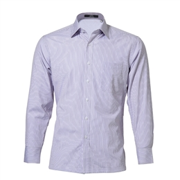 HBHT3425 老款加绒涤棉衬衫
