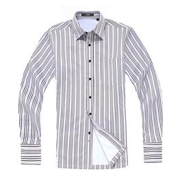 HCHT1018 老款加绒涤棉衬衫