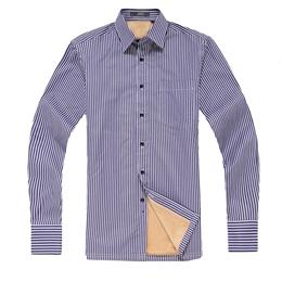 HCHT1011 老款加绒涤棉衬衫